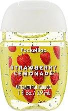"Духи, Парфюмерия, косметика Антибактериальный гель для рук ""Strawberry Lemonade"" - Bath and Body Works Anti-Bacterial Hand Gel"