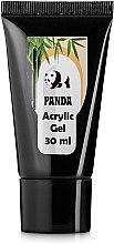 Духи, Парфюмерия, косметика Полі-гель для нігтів - Panda Acrylic Gel