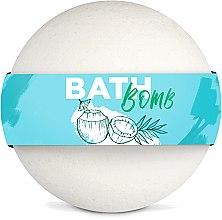 """Парфумерія, косметика Бомба для ванни """"Coconut"""" - SHAKYLAB Bath Bomb"""
