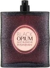 Духи, Парфюмерия, косметика Yves Saint Laurent Black Opium Nuit Blanche - Парфюмированная вода (тестер без крышечки)