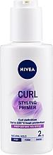 Духи, Парфюмерия, косметика Гель для волнистых и кучерявых волос - Nivea Styling Primer Curl