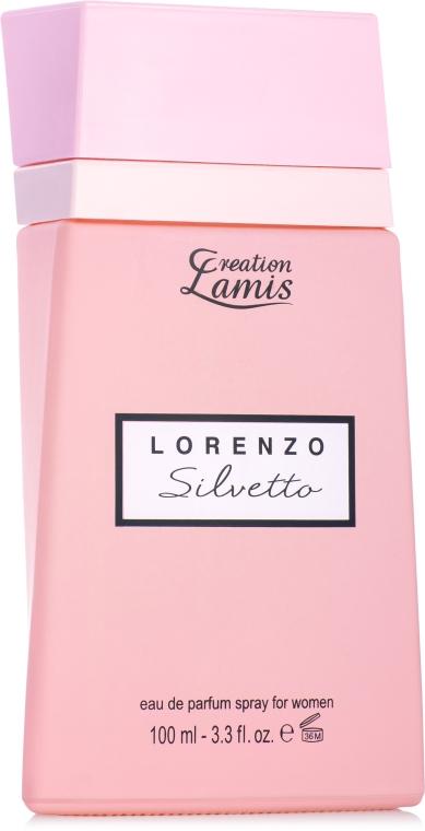 Creation Lamis Lorenzo Silvetto - Парфюмированная вода