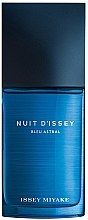 Духи, Парфюмерия, косметика Issey Miyake Nuit D'Issey Bleu Astral - Туалетная вода (тестер с крышечкой)