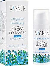 Духи, Парфюмерия, косметика Интенсивно увлажняющий ночной крем для лица - Vianek Moisturizing Night Cream