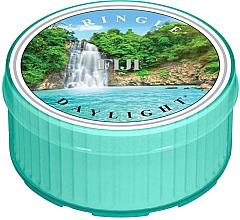 Духи, Парфюмерия, косметика Чайная свеча - Kringle Candle Fiji Daylight