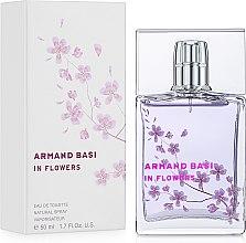 Парфумерія, косметика Парфумована вода - Armand Basi In Flowers