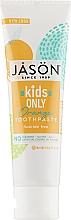 """Духи, Парфюмерия, косметика Детская зубная паста """"Апельсин"""" - Jason Natural Cosmetics Kids Only Toothpaste Orange"""