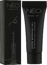 Духи, Парфюмерия, косметика Гель для зоны вокруг глаз, сияющий - NEO Make up