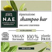 Духи, Парфюмерия, косметика Твердый шампунь для сухих волос - N.A.E. Repairing Shampoo Bar