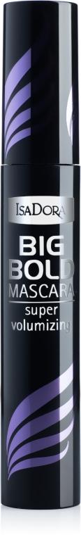 Тушь для объема - IsaDora Big Bold Mascara