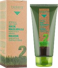 Духи, Парфюмерия, косметика Маска для жирной кожи головы - Salerm Biokera Specific Oil Mask