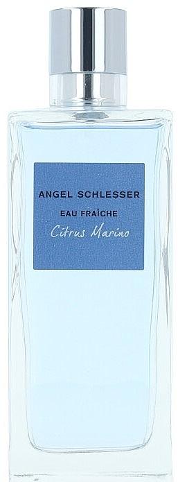 Angel Schlesser Eau Fraiche Citrus Marino - Туалетная вода (тестер без крышечки)
