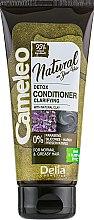 Духи, Парфюмерия, косметика Кондиционер для волос - Delia Cameleo Natural On Your Hair Detox Conditioner