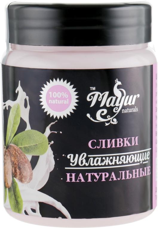 Увлажняющие сливки для кожи - Mayur