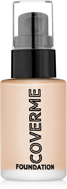 Тональная основа - Make Up Me CoverMe Professional Liquid Foundation