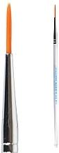 Духи, Парфюмерия, косметика Кисть для аквагрима - Mehron Paradise Makeup AQ Liner Brush Round 811