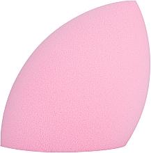"""Парфумерія, косметика Спонж для макіяжу """"Beauty Blender"""" зі зрізом PF-12, рожевий - Puffic Fashion"""