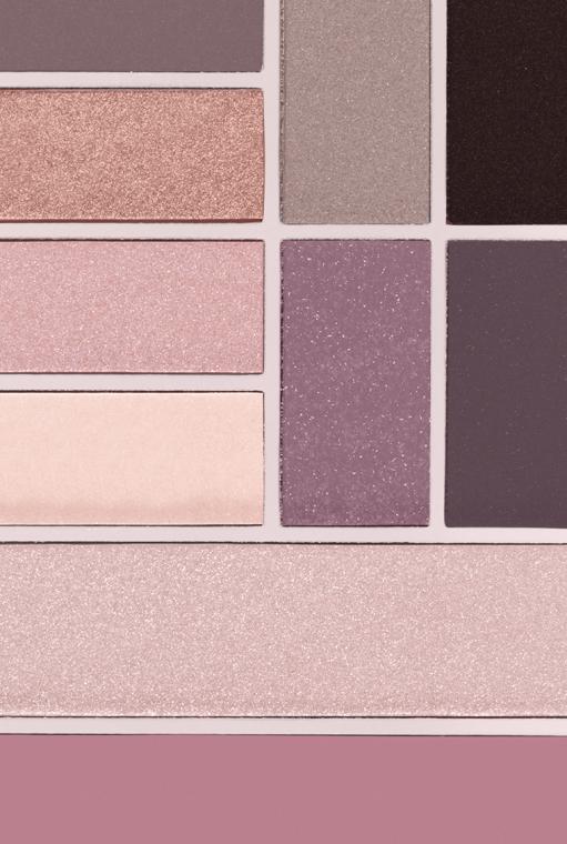 Палетка для макияжа - Maybelline New York City Kit Eye & Cheek Palette — фото N3
