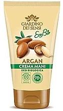 Духи, Парфюмерия, косметика Крем для рук - Giardino Dei Sensi Eco Bio Argan Hand Cream