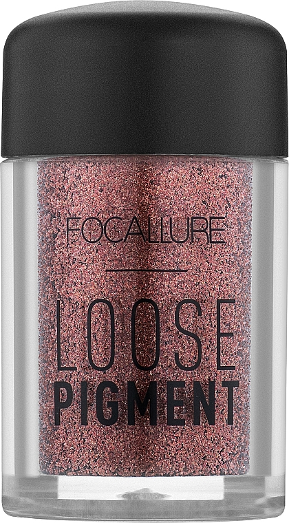 Пигмент для век - Focallure Loose Pigment