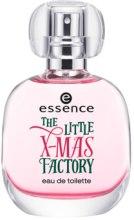 Духи, Парфюмерия, косметика Essence The Little X-mas Factory - Туалетная вода (тестер с крышечкой)