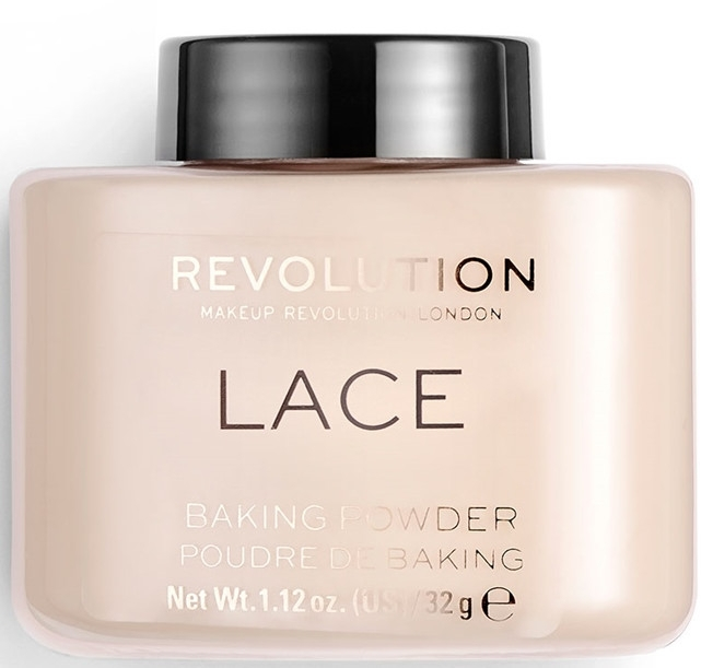 Пудра для лица - Makeup Revolution Lace Luxury Baking Powder