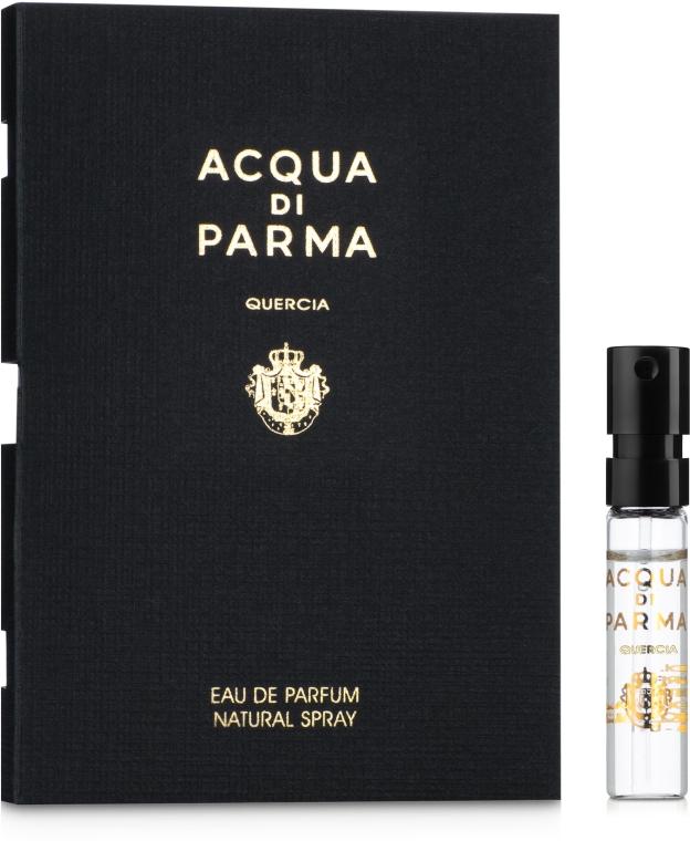 Acqua di Parma Quercia Eau de Parfum - Парфюмированная вода (пробник)