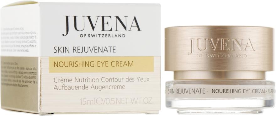 Питательный крем для области вокруг глаз - Juvena Skin Rejuvenate Nourishing Eye Cream