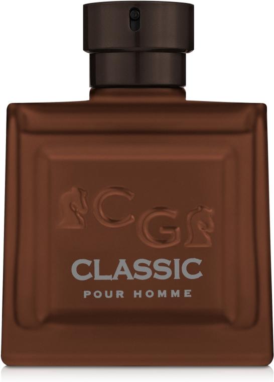 Christian Gautier Classic Pour Homme - Туалетная вода