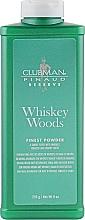 Духи, Парфюмерия, косметика Тальк универсальный с запахом виски - Clubman Pinaud Whiskey Woods Finest Powder