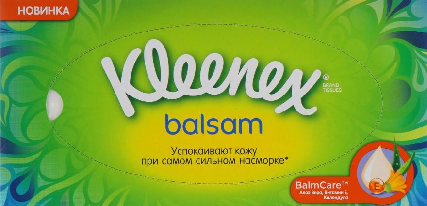 """Салфетки """"Balsam"""", 72шт - Kleenex"""