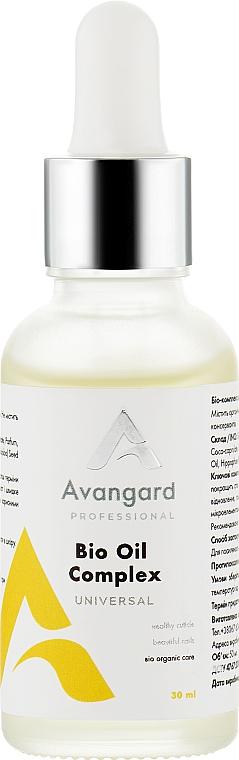 Биокомплекс масел для ухода за кожей тела и рук - Avangard Professional Health & Beauty