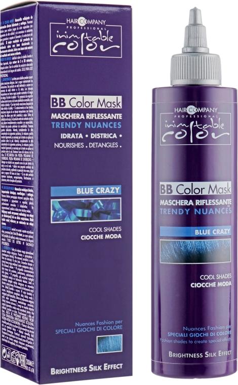 Маска-краска окрашивающая - Hair Company Glam BB Color