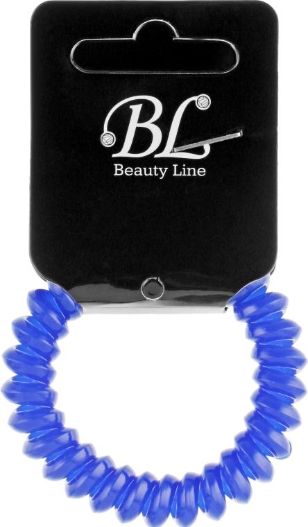 Резинка для волос, 405003, синяя - Beauty Line