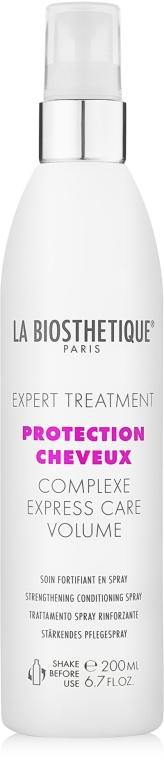 Двухфазный спрей для волос - La Biosthetique Protection Cheveux Complexe Express Care Volume