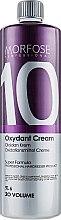 Духи, Парфюмерия, косметика Окислитель 6% - Morfose 10 Oxidant Cream Volume 20