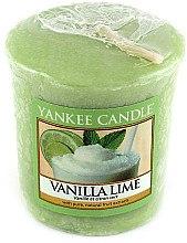 Парфумерія, косметика Ароматична свічка - Yankee Candle Vanilla Lime
