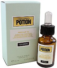 Духи, Парфюмерия, косметика Dsquared2 Potion for Woman - Парфюмированное масло