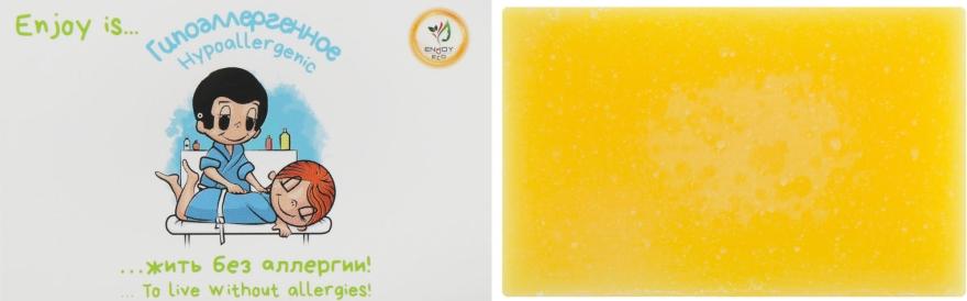"""Натуральное мыло """"Гипоаллергенное"""" - Enjoy & Joy Eco"""