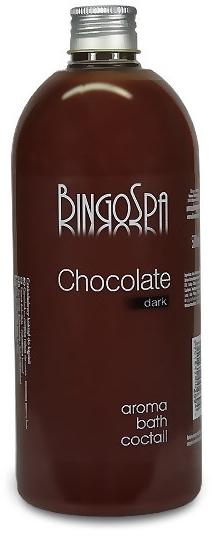 Пена для ванны с экстрактом шоколада - BingoSpa Chocolate Cocktail Bath — фото N1