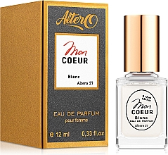 Духи, Парфюмерия, косметика Altero №27 Mon Coeur Blanc - Парфюмированная вода (тестер)