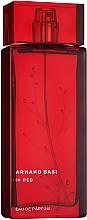 Духи, Парфюмерия, косметика Armand Basi In Red Eau de Parfum - Парфюмированная вода (тестер с крышечкой)