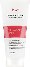 Духи, Парфюмерия, косметика Маска очищающая для лица - Masstige Volcanic Ash Cleansing Mask