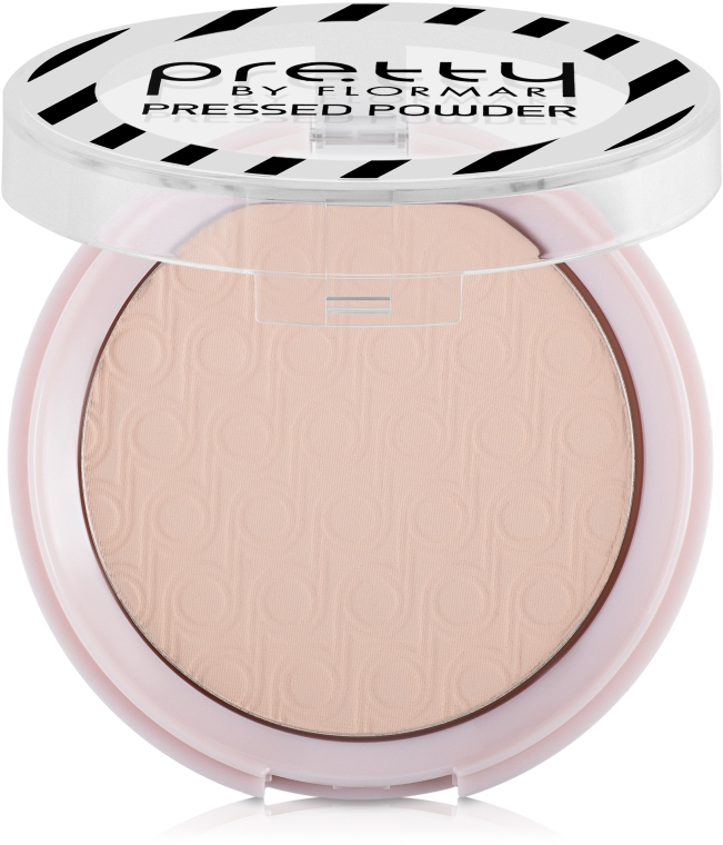Матирующая пудра - Flormar Pretty Mattifying Powder