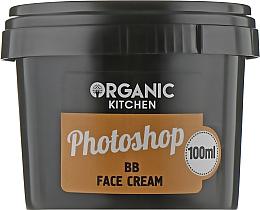"Духи, Парфюмерия, косметика Крем для лица ""Photoshop"" - Organic Shop Organic Kitchen BB Face Cream"