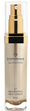 Духи, Парфюмерия, косметика 5D омолаживающий ночной крем для лица - D'Difference Cell Innovation 5D Rejuvenating Night Cream