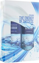 Духи, Парфюмерия, косметика Набор - Bioton Cosmetics For Men The Energy Of Success (s/gel/200ml + sham/200ml)