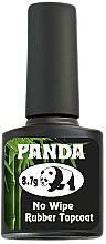 Духи, Парфюмерия, косметика Каучуковый топ без липкого слоя - Panda No Wipe Rubber Top