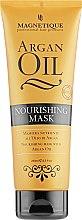 Духи, Парфюмерия, косметика Маска для волос с аргановым маслом - Magnetique Argan Oil Nourishing Mask