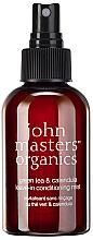 Духи, Парфюмерия, косметика Несмываемый спрей-кондиционер - John Masters Organics Green Tea & Calendula Leave-In Conditioning Mist